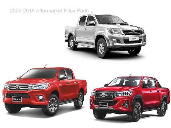 Toyota Hilux Diesel Truck >> Pickup Truck Parts Aftermarket Toyota Hilux Parts Hilux